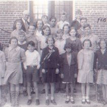 Image of Jim Thomas 4th gr. class