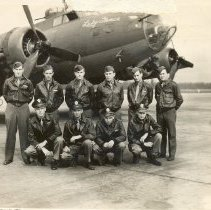 Image of LAdy Grace Air Crew 1943-44