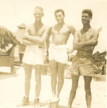 Image of Ed and friends Guadalcanal