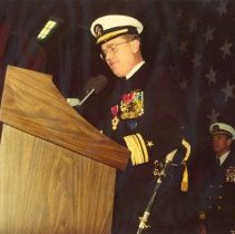 Image of Admiral Rogers, 1986
