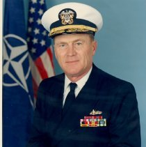 Image of Admiral Rogers 1981