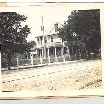 Image of Captain Maxwell's Residence - Postcard