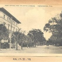 Image of Post Office and Atlantic Avenue