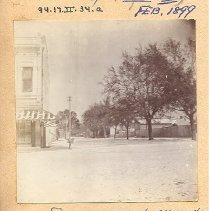 Image of Freeze of February 1899  - Print, Photographic