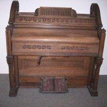 Image of St. Joseph's Academy organ - Organ, Reed