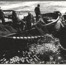 Image of Pogie fishing - Print, Photographic