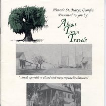 Image of Historic St. Marys, Georgia - Pamphlet