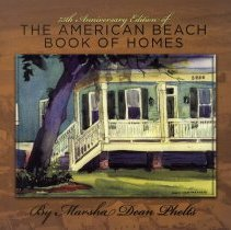Image of The American Beach book of homes - Book