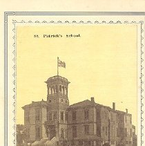 Image of St. Patricks School - Print, Photographic