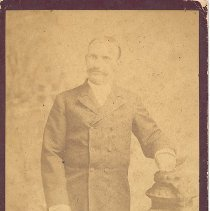Image of Unknown Gentleman - Print, Photographic