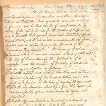 Image of Original copy founding the Fernandina Press Association, 09/12/1874 - Transcript