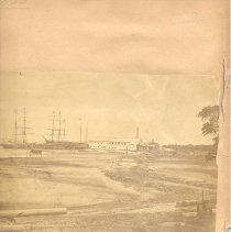 Image of Read's Mill 1866 (?) - Print, Photographic