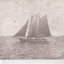 Image of Pilot boat Frances Elizabeth - Print, Photographic