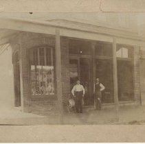 Image of Grocery Store, date unknown - Print, Photographic
