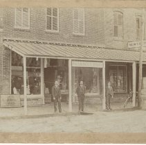 Image of Mularkey Brothers Store 1889 - Print, Photographic