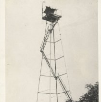 "Image of Pilots tower in ""Old Town"". - Print, Photographic"