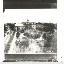 Image of St. Joseph's Academy and Villalonga Reserve  - Print, Photographic