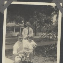 Image of Thompson Album - Print, Photographic