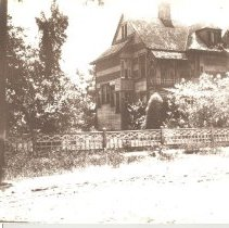 Image of Unknown house - Print, Photographic