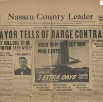 Image of Nassau County Leader August 12, 1943