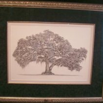 Image of Kate's Tree by Stephen Malkoff - Print