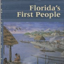 Image of Florida's first people:  12,000 years of human history - Book