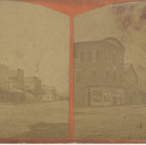 Image of Stereoview:  Center Street