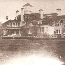 Image of Dungeness on Cumberland Island - Print, Photographic