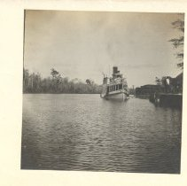 """Image of St Mary's River the """" Hildegarde """" - Print, Photographic"""