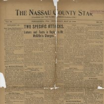 Image of Nassau County Star May 10, 1906