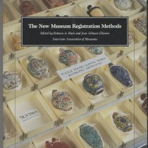 Image of The new museum registration methods - Book