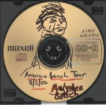 Image of American Beach Tour - Disc, Compact