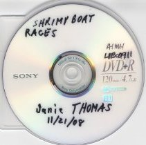 Image of Shrimp boat races - Digital video disc