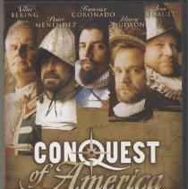 Image of Conquest of America - Digital video disc