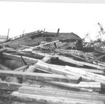 Image of 1898 Hurricane Damage  - Print, Photographic