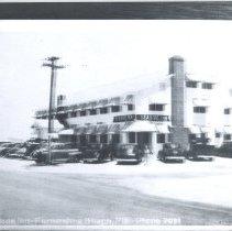 Image of Seaside Inn - Print, Photographic