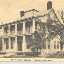 Image of Community House Fernandina Florida,