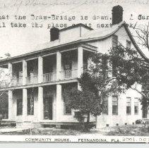 Image of Community House Fernandina Florida - Print, Photographic