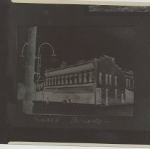 Image of Swann Building. Negative only - Negative, Film