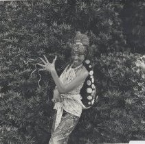 Image of The Beach Lady   - Print, Photographic
