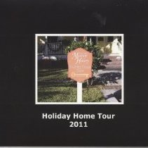 Image of Holiday Home Tour 2011 - Book