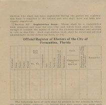 Image of Charter of the City of Fernandina Florida