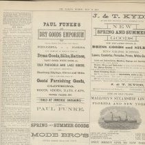 Image of The Florida Mirror Volume Six - Newspaper