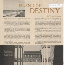 Image of Island of Destiny