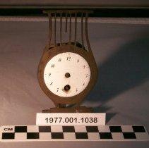 Image of Clock - Garniture, Clock