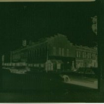 Image of Swann building 4th and Centre Streets - Negative, Film