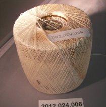 Image of Thread for bobbin lace making      - Bobbin, Lace