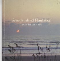 Image of Amelia Island Plantation : the first ten years - Book