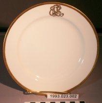 Image of Edith Lynn Haile's Salad Plate - Plate, Salad