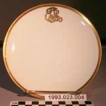 Image of Edith Haile Lynn's Bread and Butter Plate - Plate, Butter